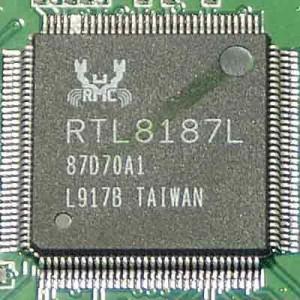chip rtl8187L compatible con beini